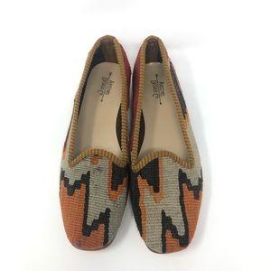 Artemis Design Co. 100% Wool Loafers Sz 6 (#025)
